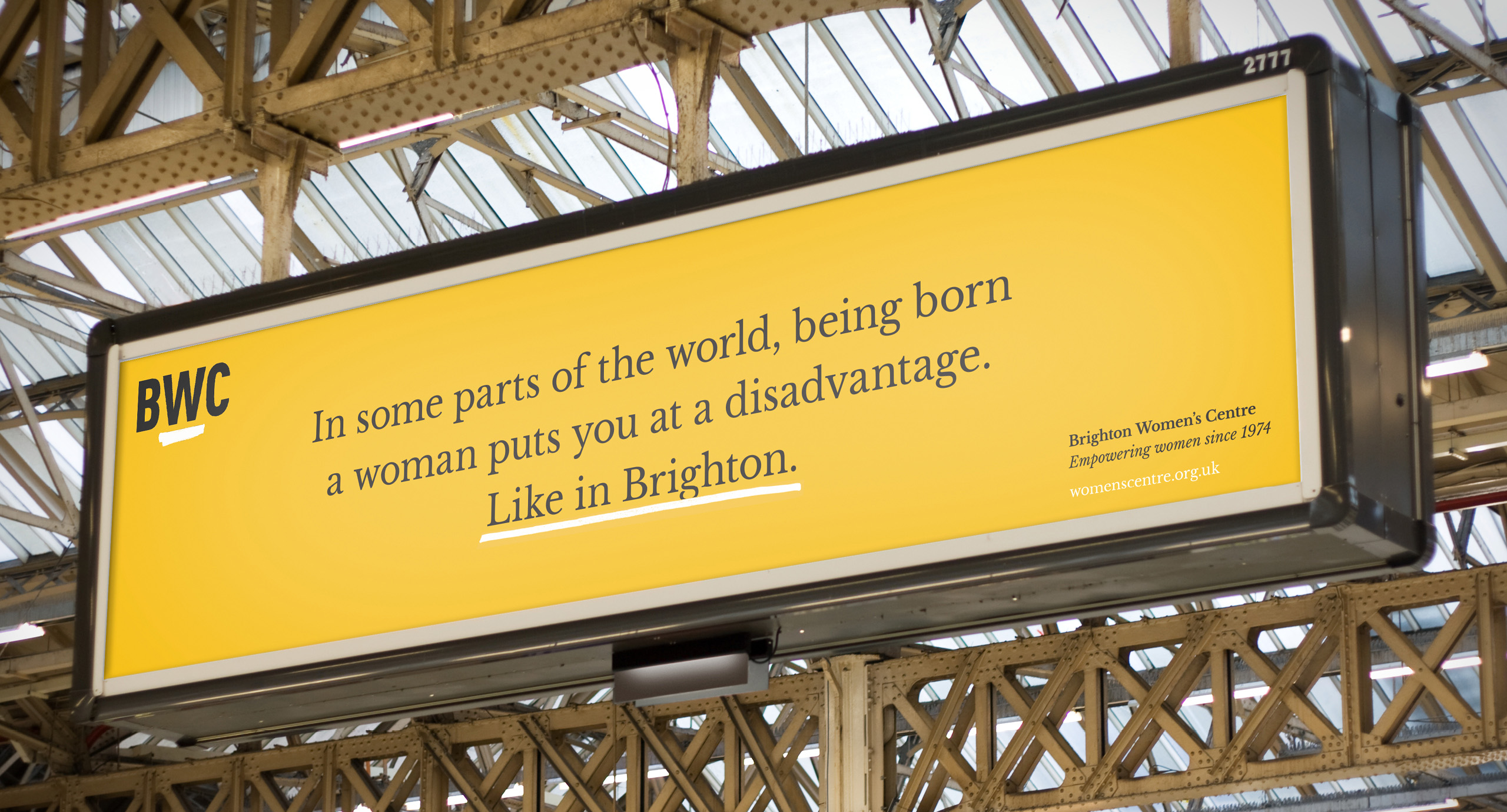 Baxter & Bailey - Brighton Women's Centre